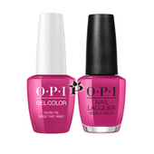 OPI Duo - GC G50 + NLG50 - YOU'RE THE SHADE THAT I WANT .5 oz