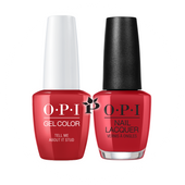 OPI Duo - GC G51 + NLG51 - TELL ME ABOUT IT STUD .5 oz