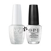 OPI Duo - HP J02 + HR J02 - ORNAMENT TO BE TOGETHER .5 oz