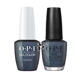 OPI Duo - HP J03 + HR J03 - COALMATES .5 oz