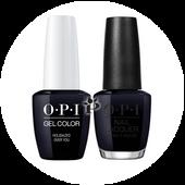 OPI Duo - HP J04 + HR J04 - HOLIDAZED OVER YOU .5 oz