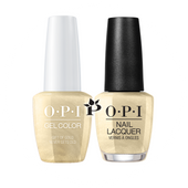 OPI Duo - HP J12 + HR J12 - GIFT OF GOLD NEVER GETS OLD .5 oz