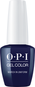 OPI GelColor - #HPK04 - March in Uniform - Nutcracker Collection .5 oz