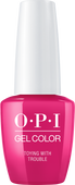 OPI GelColor - #HPK09 - Toying with Trouble - Nutcracker Collection .5 oz