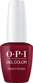 OPI GelColor - #HPK11 - Ginger's Revenge - Nutcracker Collection .5 oz