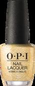 OPI Lacquer - #HRK05 - Dazzling Dew Drop  - Nutcracker Collection .5 oz