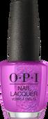 OPI Lacquer - #HRK08 - Berry Fairy Fun - Nutcracker Collection .5 oz