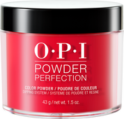 30% Off - OPI  Dipping Color Powders - #DPC13 Coca-Cola Red 1.5 oz