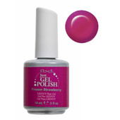 IBD Just Gel Polish - #56528 Frozen Strawberry .5 oz