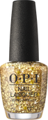 OPI Lacquer - #HRK13 - Gold Key to the Kingdom - Nutcracker Collection .5 oz