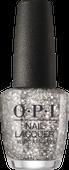 OPI Lacquer - #HRK14 - Dreams on a Silver Platter - Nutcracker Collection .5 oz