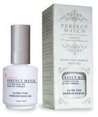 PERFECT MATCH - PMB02 Ultra-Thin Varnish Base Gel 0.5 oz