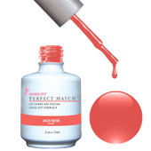 PERFECT MATCH Gel Polish + Lacquer - PMS11 JACK ROSE