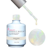 PERFECT MATCH Gel Polish + Lacquer - PMS19 PISCO SOUR