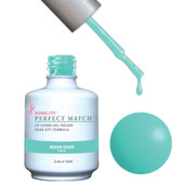 PERFECT MATCH Gel Polish + Lacquer - PMS71 MOON RIVER