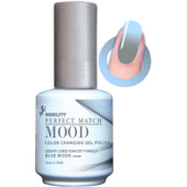 LeChat Mood Color Changing Gel Polish - MPMG12 Blue Moon