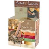 Cuccio Aqua Leaves Compo Pack - Instant Themed Pedicures 12ct