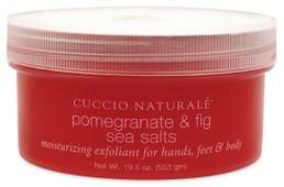 Cuccio Pomegranate & Fig Sea Salts 19.5 oz