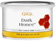 GIGI, #0305 Dark Honee Wax 14 oz