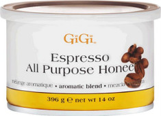 GIGI, #0252 Espresso All Purpose Honee Wax 14 oz
