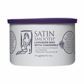 Satin Smooth Lavander Wax, 14oz