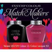 Cuccio Match Makers - #6014 Argentinian Aubergine