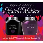 Cuccio Match Makers, Brooklyn Never Sleeps #6035
