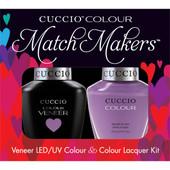 Cuccio Match Makers, Cheeky in Helsinki #6036
