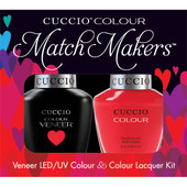 Cuccio Match Makers - #6018 Costa Rican Sunset
