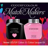 Cuccio Match Makers - #6010 Kyoto Cherry Blossoms