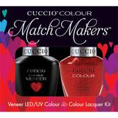Cuccio Match Makers - #6024 Manhattan Mayhem