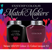 Cuccio Match Makers - #6015 Playing in Playa Del Carmen
