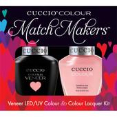 Cuccio Match Makers - #6008 Parisian Pastille