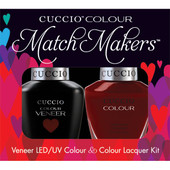 Cuccio Match Makers - #6025 Red Eye to Shanghai