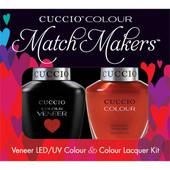 Cuccio Match Makers - #6022 Rio Carnival