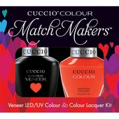 Cuccio Match Makers - #6019 Shaking My Morocco