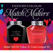 Cuccio Match Makers - #6021 Sicillian Summer