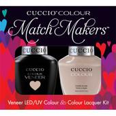 Cuccio Match Makers - #6002 Tel Aviv About It