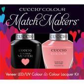 Cuccio Match Makers - #6009 Turkish Delight