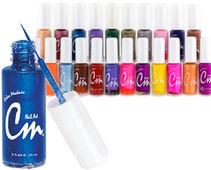 CM Nail Art .33 oz - 66 Colors