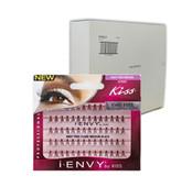 iENVY Eyelash Extenstions, Medium Black, Case of 36 packs(On Sale)