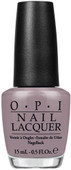 OPI Lacquer - #NLA61 - TAUPE-LESS BEACH .5 oz