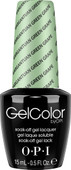 OPI GelColor - #GCB44 - Gargantuan Green Grape .5 oz