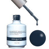 PERFECT MATCH Gel Polish + Lacquer - PMS105 SERENE REFLECTION