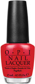 OPI - Coke, Coca-Cola Red 0.5 oz NLC13