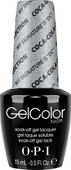 "OPI GelColor - #GCC16 - My Signature is ""DC"" - Coke Collection (D) .5 oz"