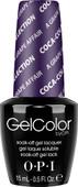 OPI GelColor (BLK) - #GCC19 - A Grape Affair - Coke Collection .5 oz