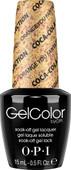 OPI GelColor (BLK) - #GCC20 - Orange You Fantastic! - Coke Collection .5 oz