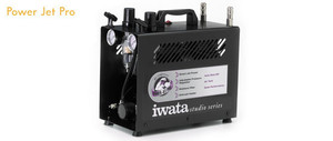 Iwata Air Compressor - Power Jet Pro