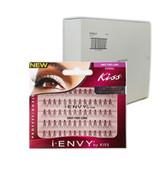 iENVY Eyelash Extenstions, Long Black, Case of 36 packs(On Sale)